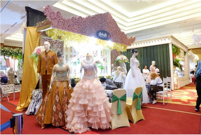 Pengalaman Mempersiapkan Pernikahan di Gedung Bekasi, gedung pernikahan di Bekasi, Bekasi Wedding Exhibition Grand Galaxy Convention Hall Jakarta Event Enterprise