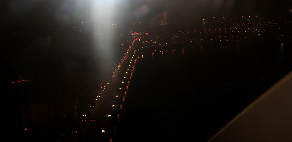 Bari, panorama, traffico, auto