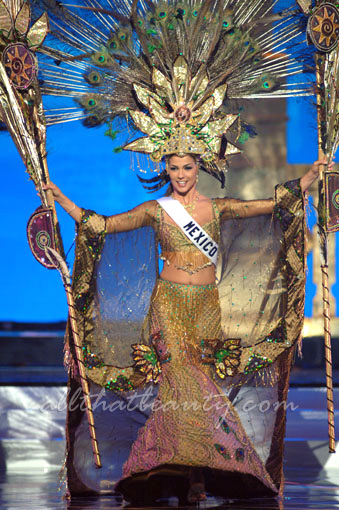 all that beauty miss universe 2005 gallery national costume