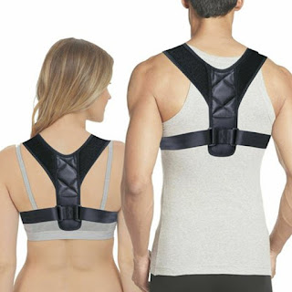 Adjustable Posture Corrector Belt