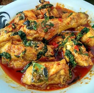 resep ayam rica kemangi, resep masakan ayam, resep masakan dimasa pandemi covid-19