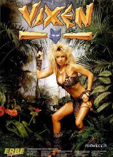 Portada Vixen 1988