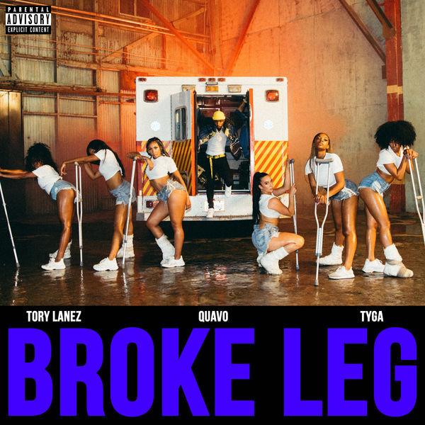 tory lanez quavo tyga broken leg video