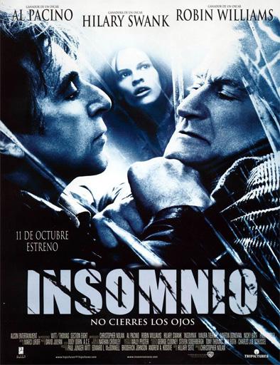 Ver Insomnio (Insomnia) (2002) Online