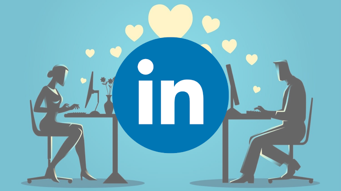 From Professional Network to a Dating Platform: LinkedIn