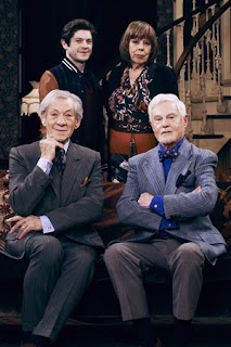 Cast of Vicious