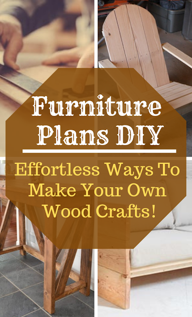 Effortless Ways To Make Your Own Wood Crafts