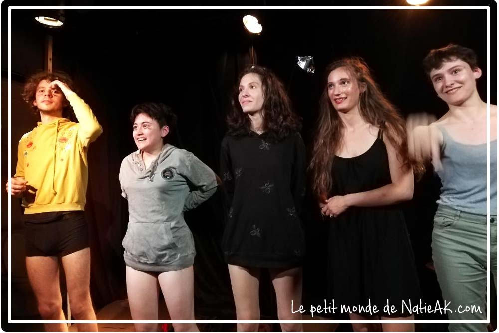 Compagnie théâtre Paris