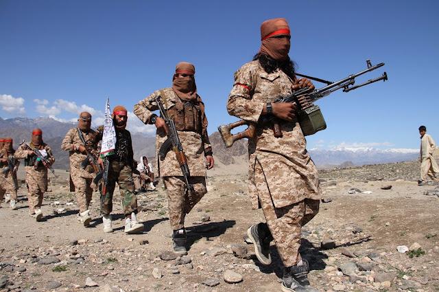Нашествие талибов: причины и предполагаемые последствия