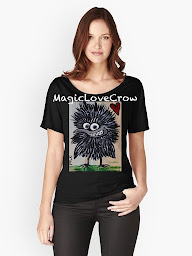 MagicLoveCrow's Redbubble Store