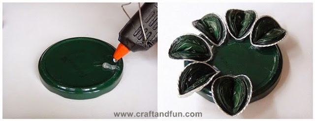 fabrication d'objets avec du recyclage
