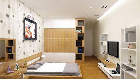 Bí quyết lựa chọn nội thất phòng ngủ trong căn hộ chung cư