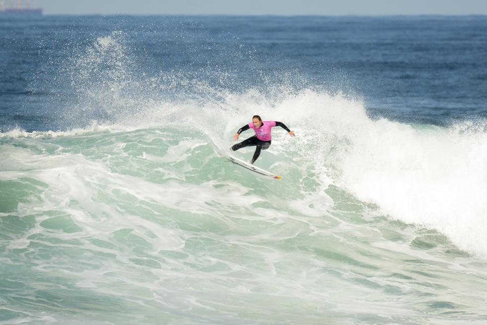 19 Carissa Moore Rip Curl Womens Pro Bells Beach foto WSL Jack Barripp