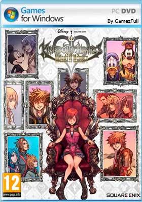 Kingdom Hearts Melody of Memory pc español