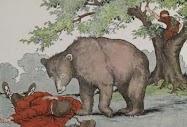 Dongeng Dua Orang Pengembara dan Seekor Beruang (Aesop) | DONGENG ANAK DUNIA
