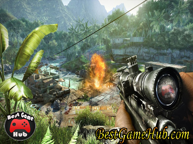 Far Cry 3 Compressed PC Game With Version Download