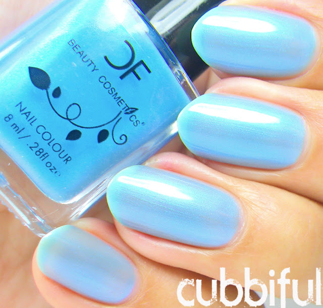 CF Beauty Cosmetics Nº2 Ocean Breeze