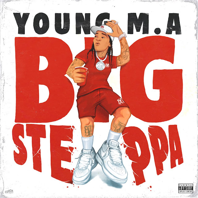[MUSIC] YOUNG M.A - BIG STEPPA