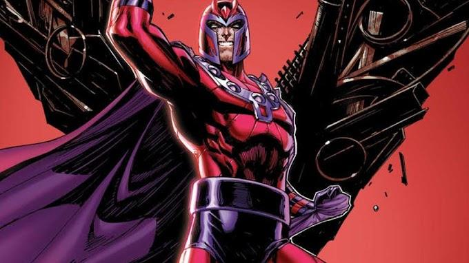 Fan concept art de como sería Daniel Craig en el papel de Magneto en el UCM