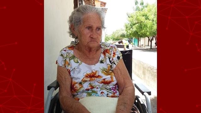 Quatro dias após se afogar em enchente, idosa morre em Hidrolândia