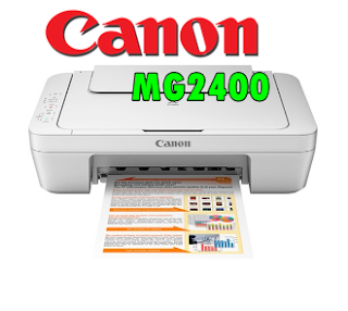 Canon Pixma MG2400 Treiber Download