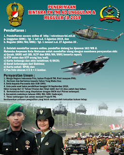Korem 162/WB Terima Seleksi Calon Prajurit, Bintara PK TNI AD Unggulan Dan Reguler