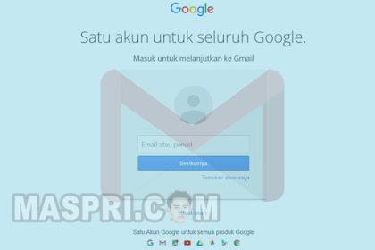 Cara Buat Email di Gmail Terbaru (Trik Mudah)