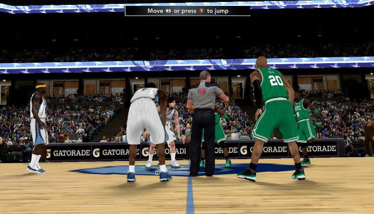 NBA 2K11 PC Full Español
