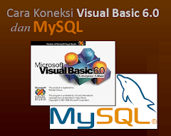 Mengkoneksi Database MySQL Ke Visual Basic 6.0