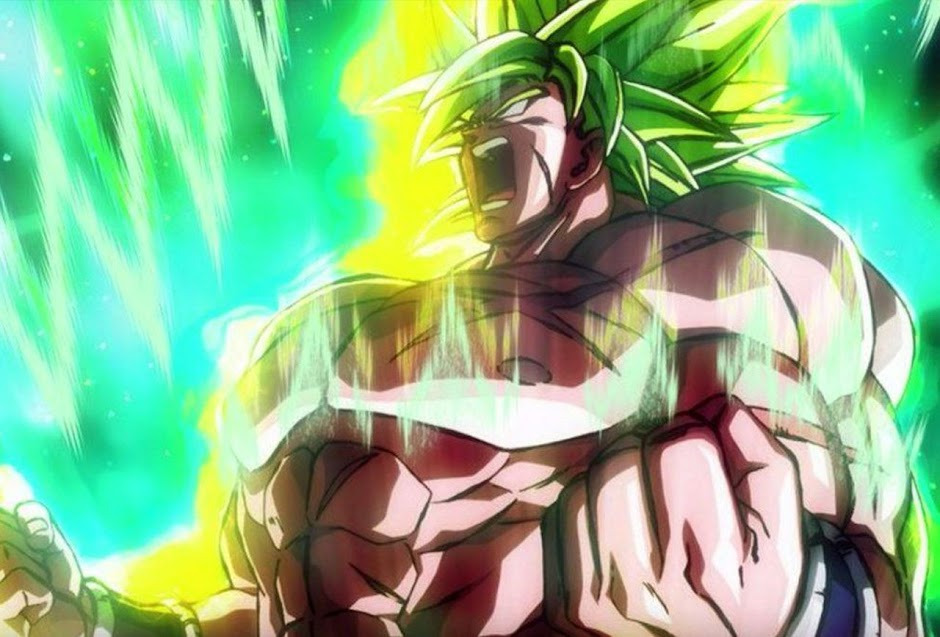 Dragon Ball Super Broly: O Filme