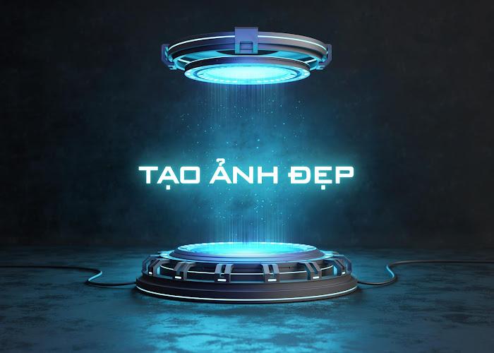 Tạo logo chữ phong cách phim khoa học viễn tưởng