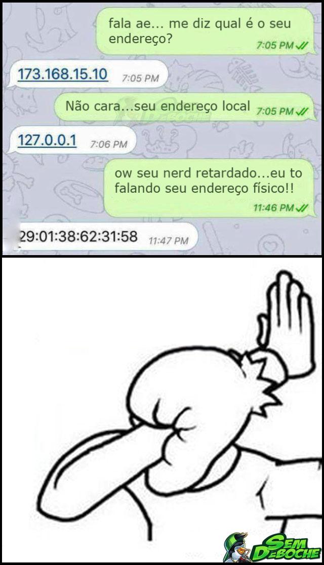 NERDS SÃO TODOS IGUAIS