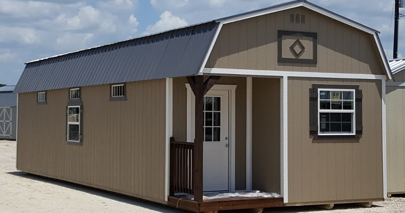 Wolfvalley Buildings Storage Shed Blog 14x40 Lofted
