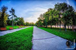 Парк в Силистра
