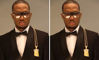 Gbas Gbos!! D'banj Gold Chain Worth  N100Million Goes Missing At Lagos Airport.
