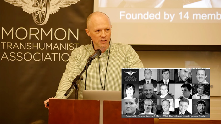 Brief History of the Mormon Transhumanist Association