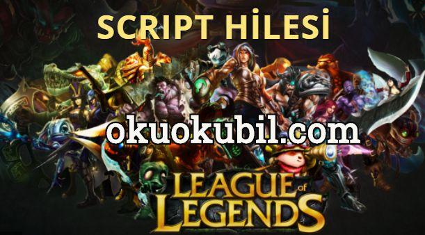 League of Legends Sadece Düz Vuruş KitingSharp Undetected Script Hilesi İndir