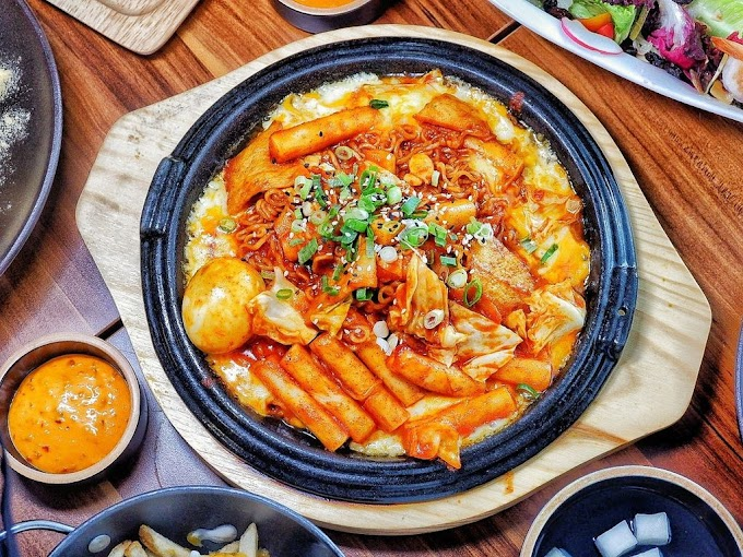 K-Lovers Wajib Kesini! Rekomendasi Tempat Makan Ala Korea di Malang