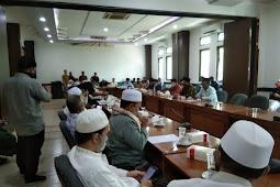 Tolak RUU HIP, FUIB Pasuruan Datangi DPRD Kabupaten Pasuruan