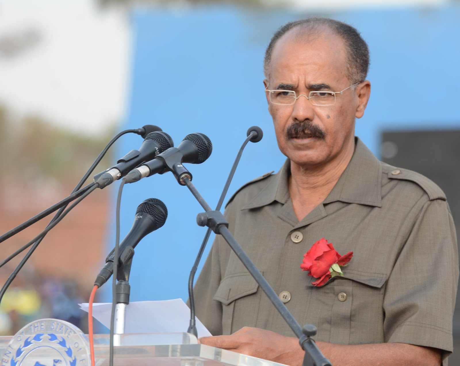 <English Translation of President Isaias&#039; Speech on Martyrs Day