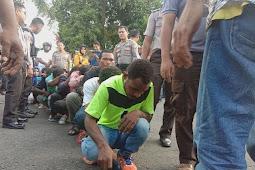 Update terbaru! Ternate Darurat Demokrasi!; Massa KMP dan FRI-WP di Represif