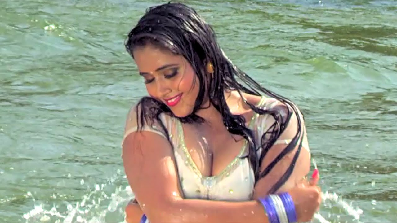 Bhojpuri Heroine Kajal Raghwani Sexy Video