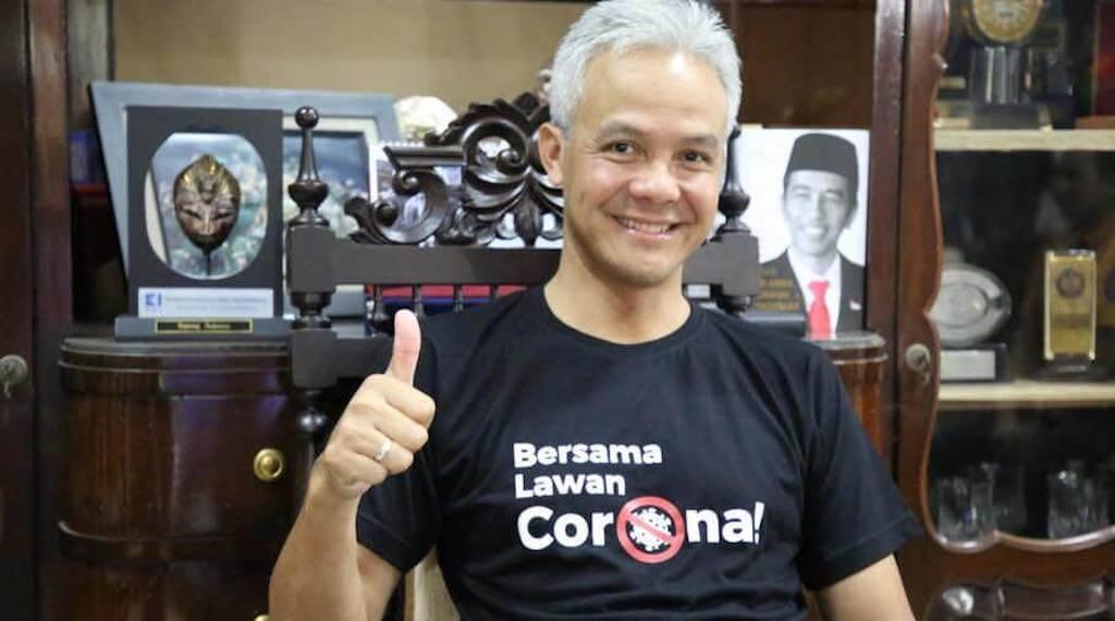 Pak Ganjar Pranowo: Terimakasih Tulus Untuk Bapak