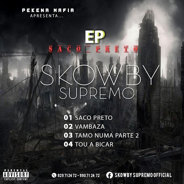 Skowby Supremo - Vambazar (Rap)(prod. by M.Délcio & Geriel)