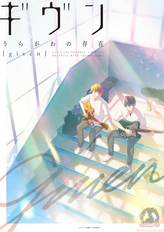 Given: Uragawa no Sonzai