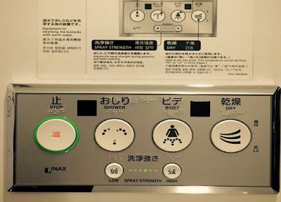 3 Etika Menggunakan Toilet di Jepang