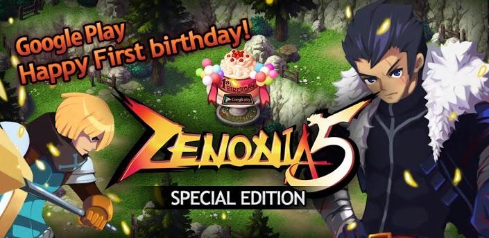 Game Offline -  Zenonia 5 APK