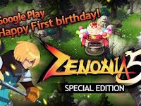 Game Offline -  Zenonia 5 MOD APK