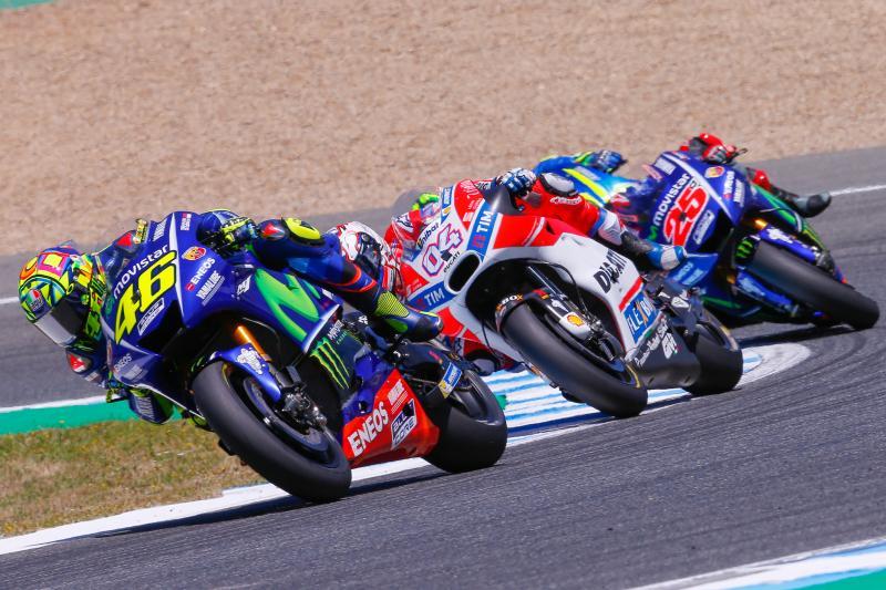 Hanya finish posisi ke sepuluh di GP Jerez, GP Le Mans akan jadi balapan penting bagi Rossi