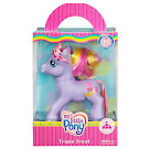 MLP Triple Treat Best Friends Wave 2 G3 Pony